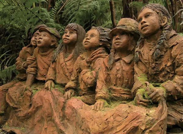 Сад скульптур Бруно Торфса. Виртуальное путешествие