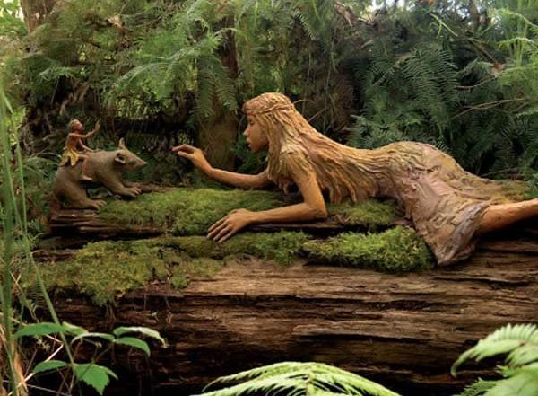 Сад скульптур Бруно Торфса. Австралия. Подробнее в блоге.