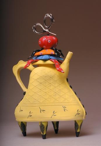 Самые необычные чайники