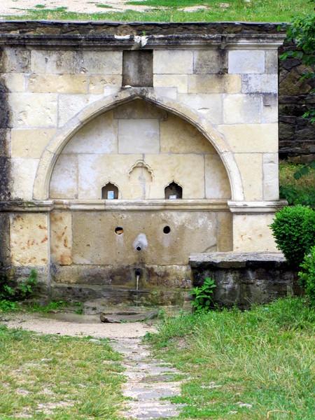 Святой источник в Сурб Хаче