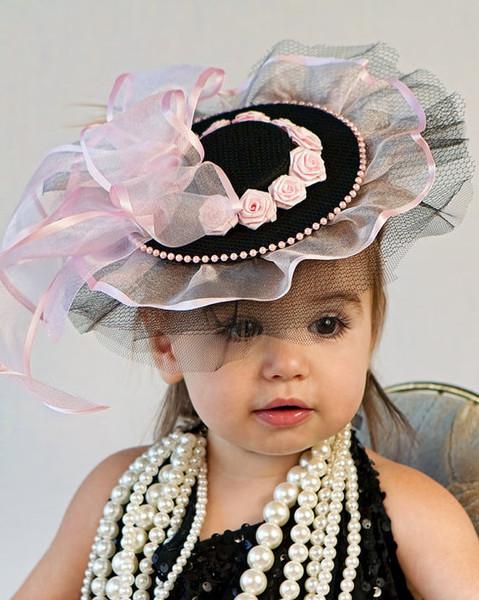 Шляпки своими руками для девочек фото