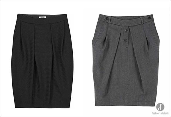 Как сшить юбки для широких бедрах