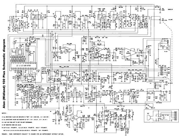 Автомобильная Рация Alan 100 Plus - опубликовано в КВ и радиосвязь: Недавно приобрел сломанную б/у рацию ALAN 100...