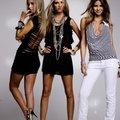 Комментарий: стиль одежды для девушек.  Стильная.