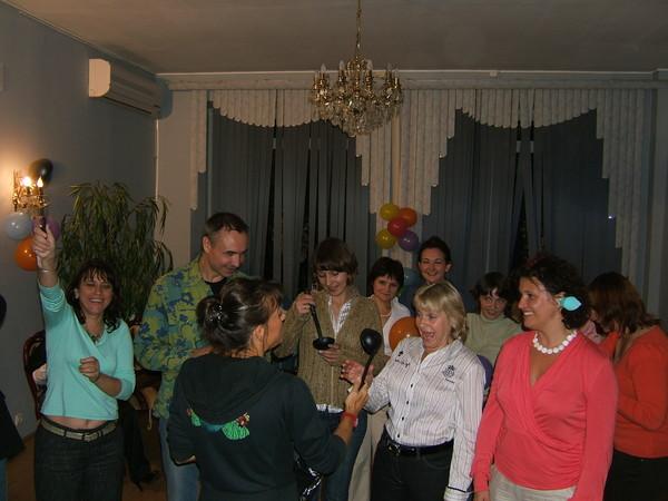 1 сентября,в Русской Школе Коучинга