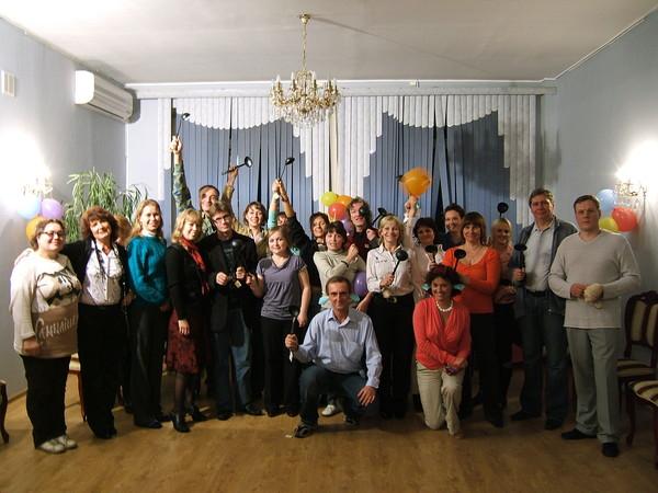 1 сентября, в Русской Школе Коучинга