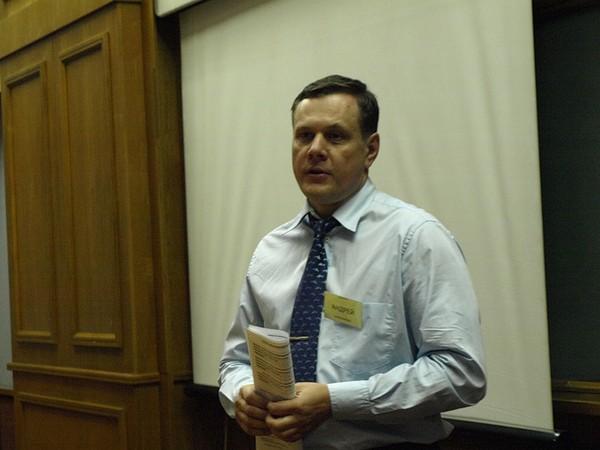 Андрей Королихин