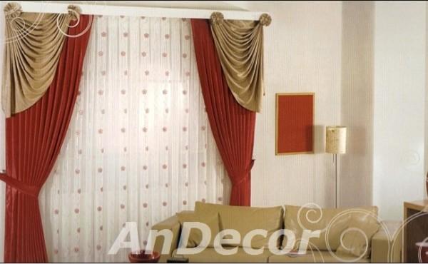 Для гостиной фото шторы для спальни
