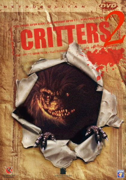 Critters movie posters at movie poster warehouse