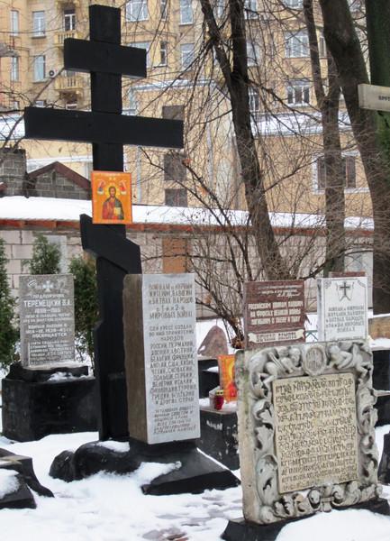 Кто и когда на самом деле осквернил и уничтожил некрополь Грузинских князей у Храма Всех Святых на Соколе в Москве. I-1606