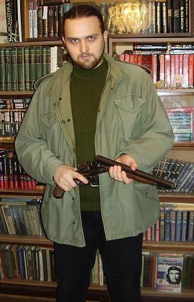 Верховный атаман СКВРЗ Виктор Водолацкий берет на службу леваков и коммуно-нацистов. I-2153