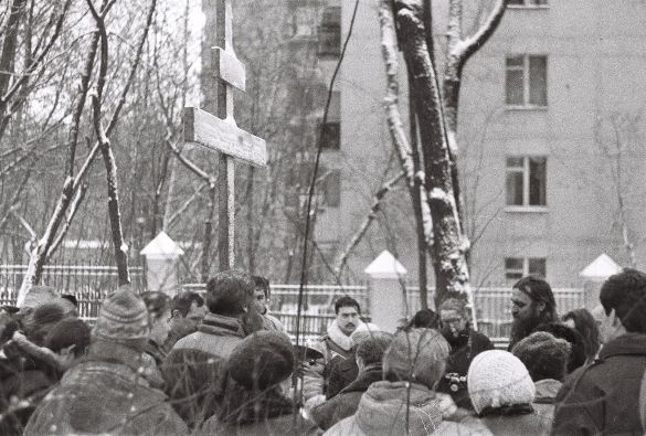 Памяти Вадима Юрьевича фон Каульбарса. I-403