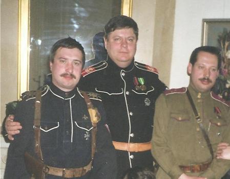 Памяти Вадима Юрьевича фон Каульбарса. I-430