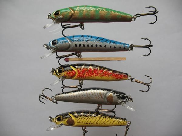 питерский клуб рыболовов блесна