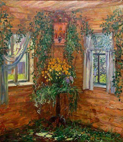 зелені свята май в хаті