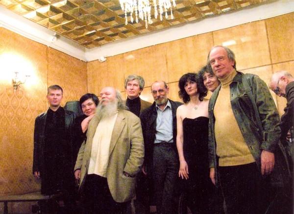 В Чеховке с поэтами.