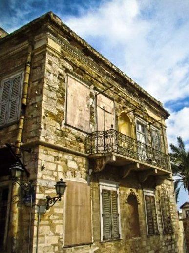 История старого дома