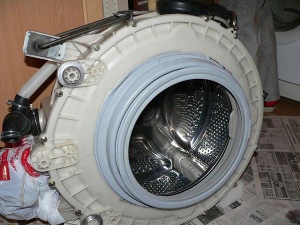 Ремонт стиральной машины своими руками канди