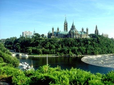 Как называется столица канады