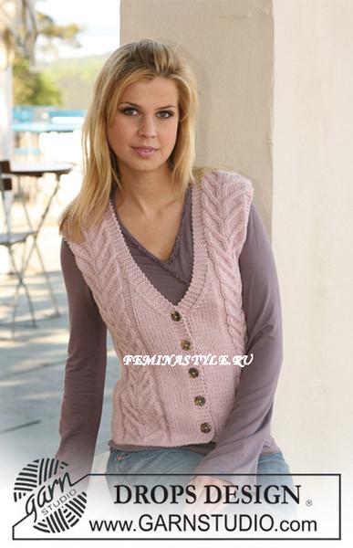 Вязанные свитера женские своими руками на спицах