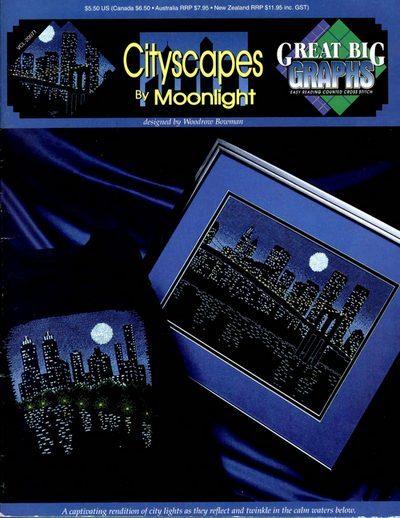 Ночные города. схемы для