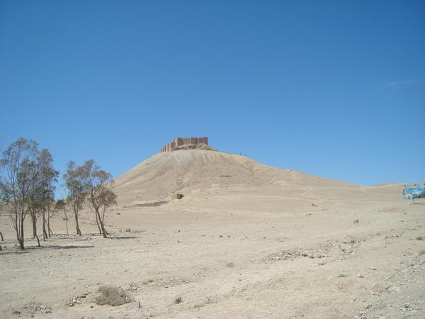 Пальмира. Замок