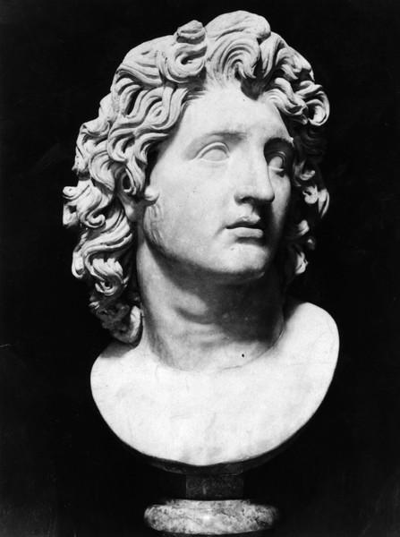 Рисунок античной гипсовой головы кто