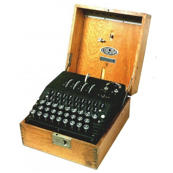 the history and complexity of the enigma machine History buffs, students of world war ii and fans of the movie the imitation game are familiar with the enigma machine used by the german military forces for encoding messages other movies about the enigma machine were u-571 and enigma.