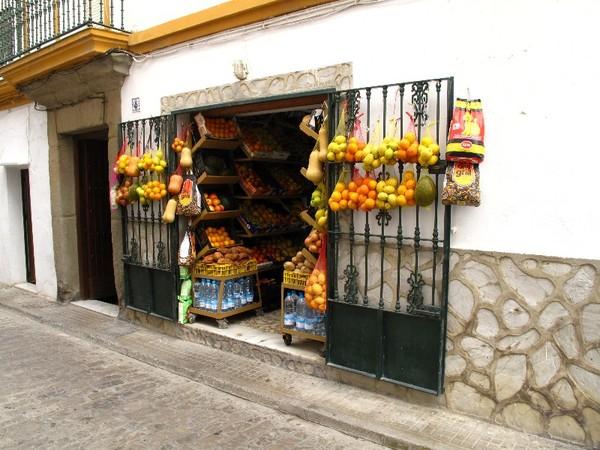 Вот ты какая.... Андалусия