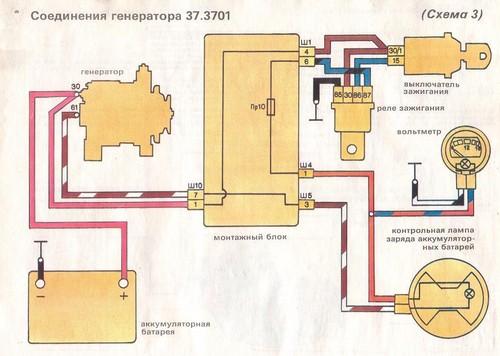 Как подключить генератор ?