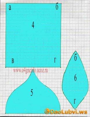 Коробочки из открыток своими руками схемы 46