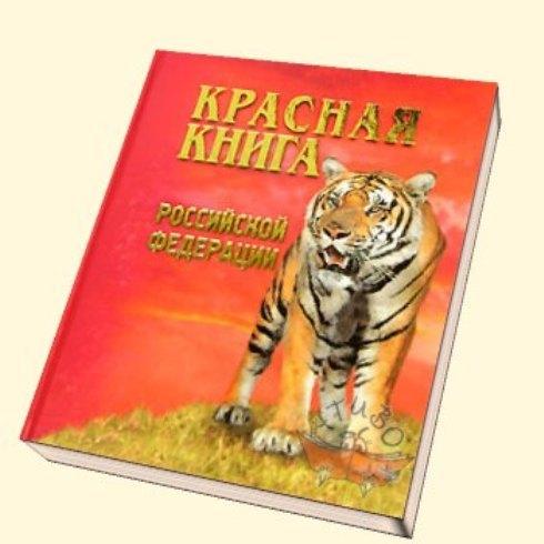 одно животное из красной книги россии