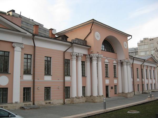 Усадьба Лобанова-Ростовского