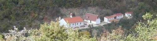 Отдых вблизи Кизилташского Монастыря Стефана Сурожского