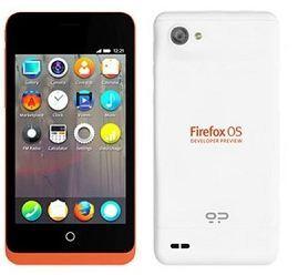 Firefox OC выходит в свет
