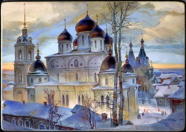 Златоглавая Русь