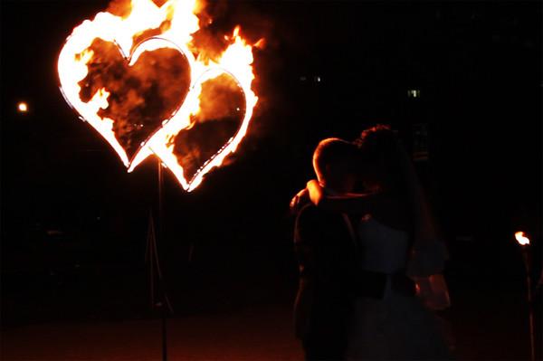 Любовь и пламя