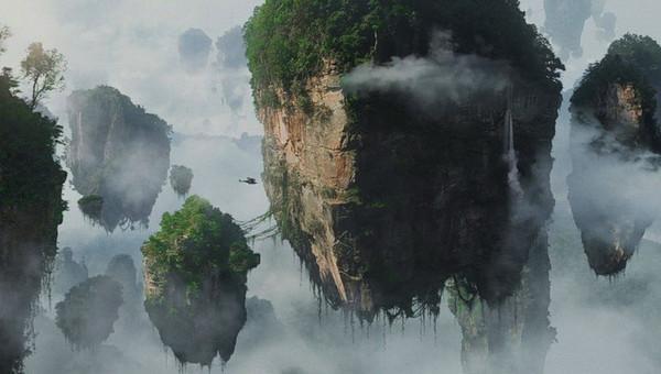 Парящие горы