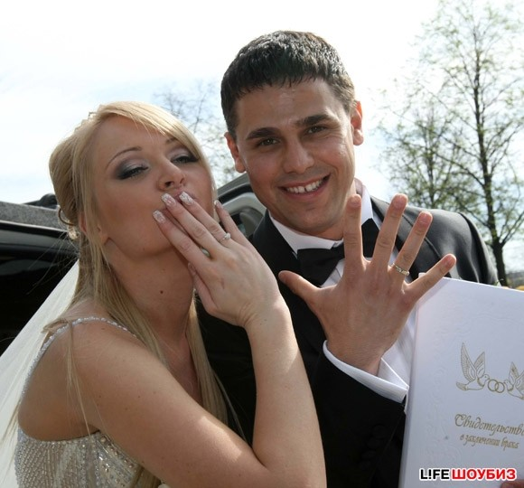 Даши черных и сергея пынзаря свадьба