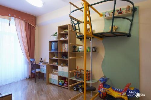 Детский уголок своими руками в квартире фото