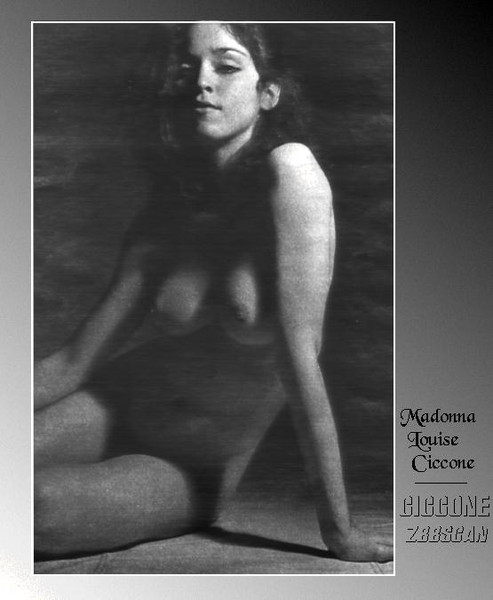 Дикая молодость Мадонны Чикконе