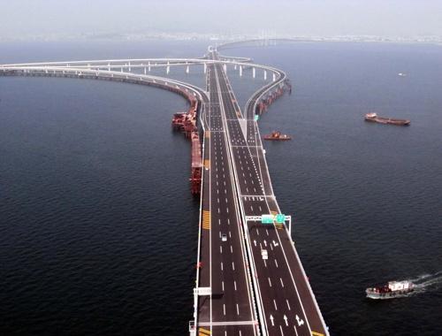 Какой самый динный мост