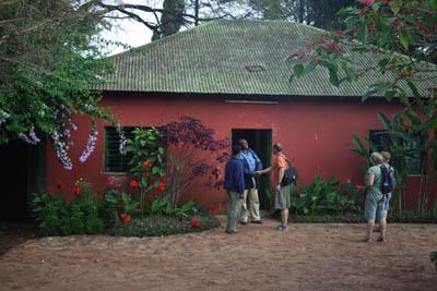 Африканская мечта детства. Часть 6. Кофейная плантация и Парк Аруша.