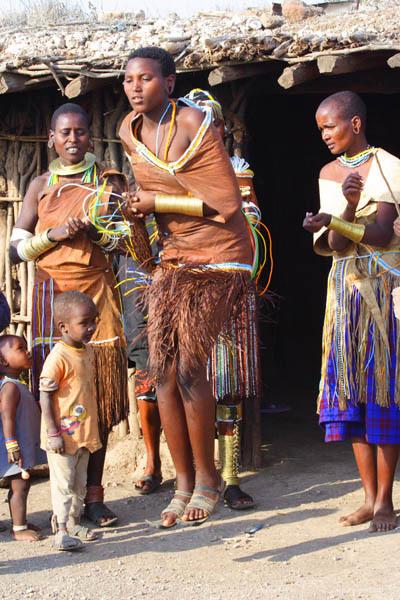 Африканская мечта детства. Часть4. Племя датог.