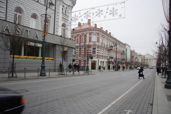 Вильнюс, или как не остаться голодным в столице