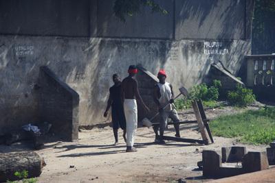 Африканская мечта детства. Часть 8. Дар-Эс-Салам - Занзибар