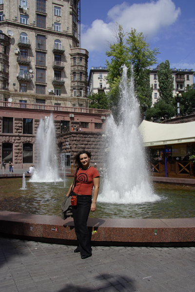 Киевский флеш-моб