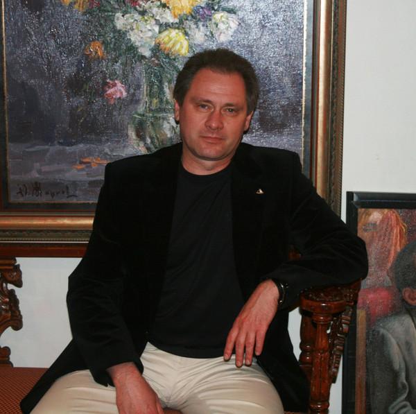 Дмитрий Чавыкин, генеральный директор Клуба Гильдии автомобильных  журналистов