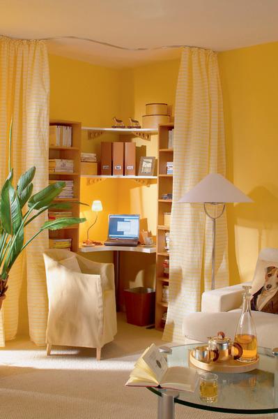 Компьютер в гостиной