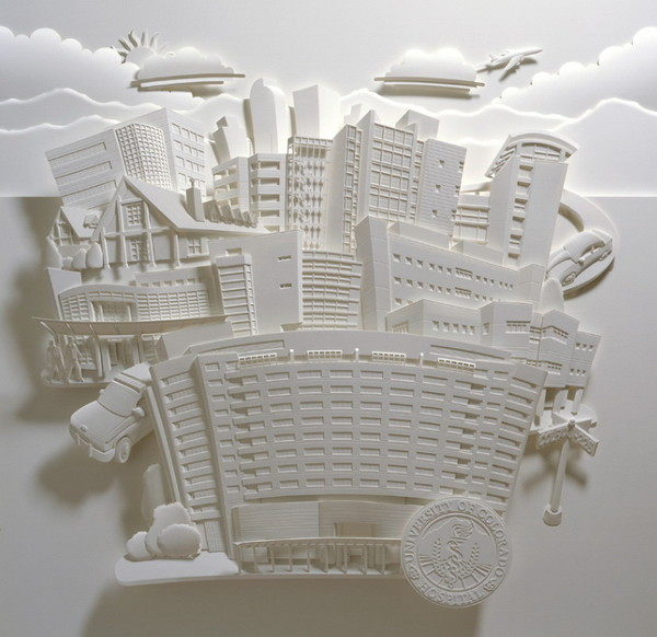 Бумажная мастерица и бумажный маг 29748